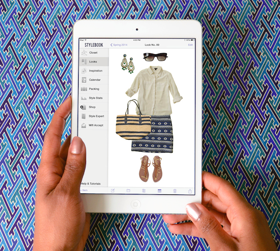 Our New Favorite App: Stylebook – Double Take Boutique